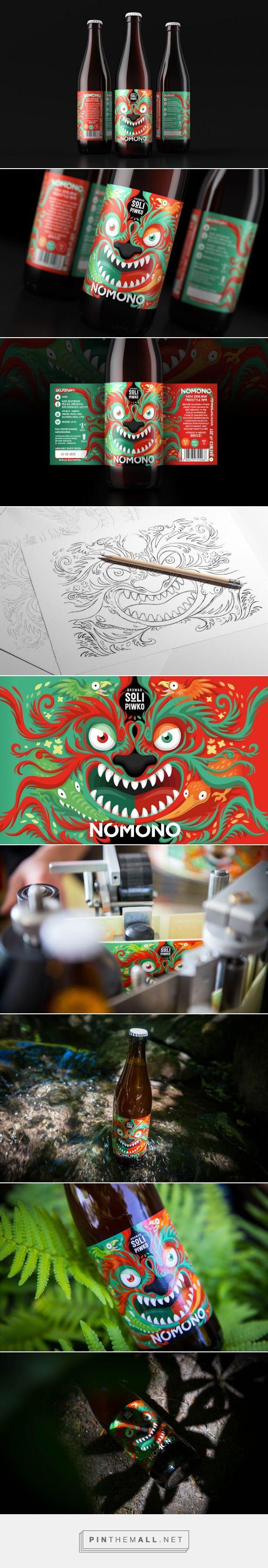 NOMONO #NewZealand Freestyle APA #beer #packaging designed by NOMONO - http://www.packagingoftheworld.com/2015/06/nomono-new-zealand-freestyle-apa.html