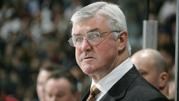 Pat Quinn was the head coach of five NHL teams, including the Canucks, Maple Leafs and Oilers.