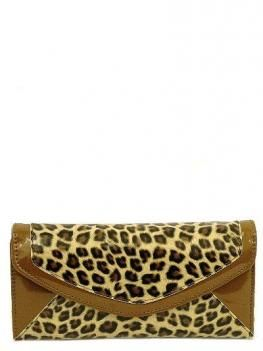 Leopard Print Purse. Get Mum onto this great trend of animal prints! Fabulous purses in brown, black and pink for only $24.95