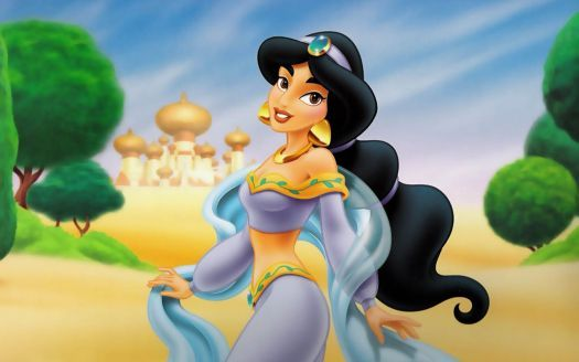 Princess Jasmine (416 pieces)
