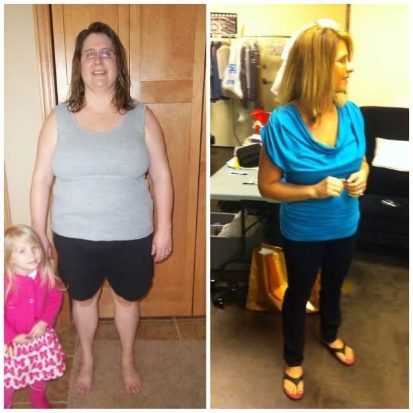 Trudy is down 64 LB!