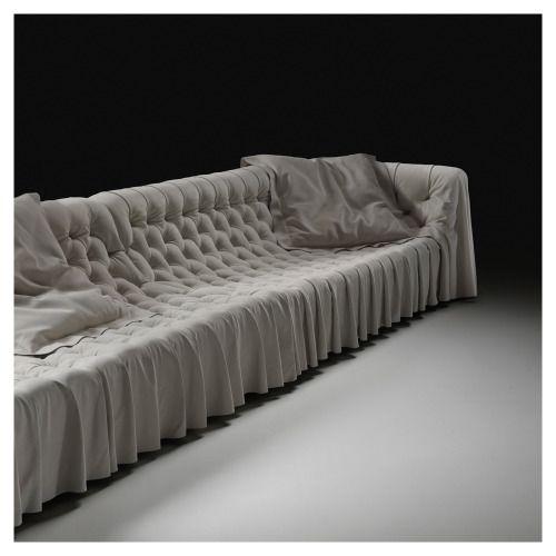 Styletaboo: Castello Lagravinese   Bohémien Sofa For Busnelli