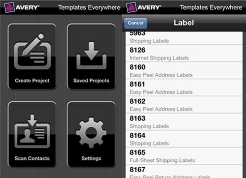 iphone 5 sticker template - 64 best avery label ideas images on pinterest craft