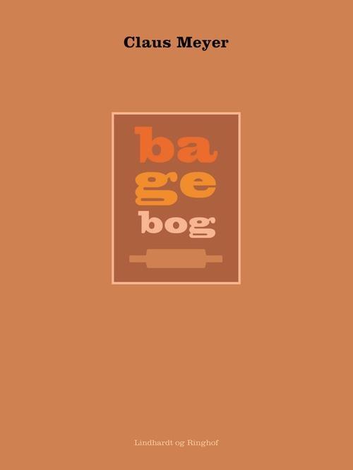 BAGEBOG indeholder mere end 200 opskrifter på bragende gode brød og fuldfede, smørgode kager. Glæd dig til at have klassikere som ølandshvedebrød, kanelsnurrer, citronmåne og hindbærsnitter samlet under et, og gør dig klar til at gå på opdagelse i et overflødighedshorn af fabelagtigt bagværk fra Claus Meyer.
