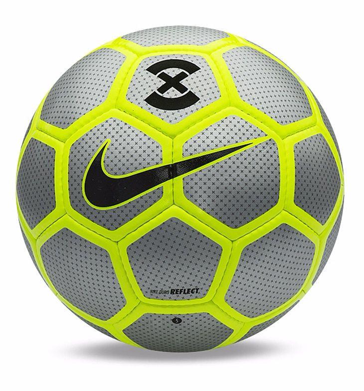 Nike Duro Reflect X Soccer Ball Football Size 5 #Nike