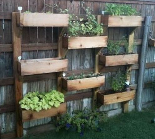 Garden Ideas Using Pallets 27 best landscaping ideas images on pinterest | gardening