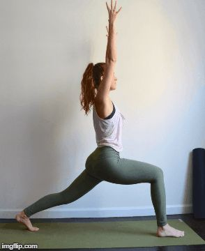 5 Fat Burning Yoga Poses You Have to Try #yoga #workout #exercise