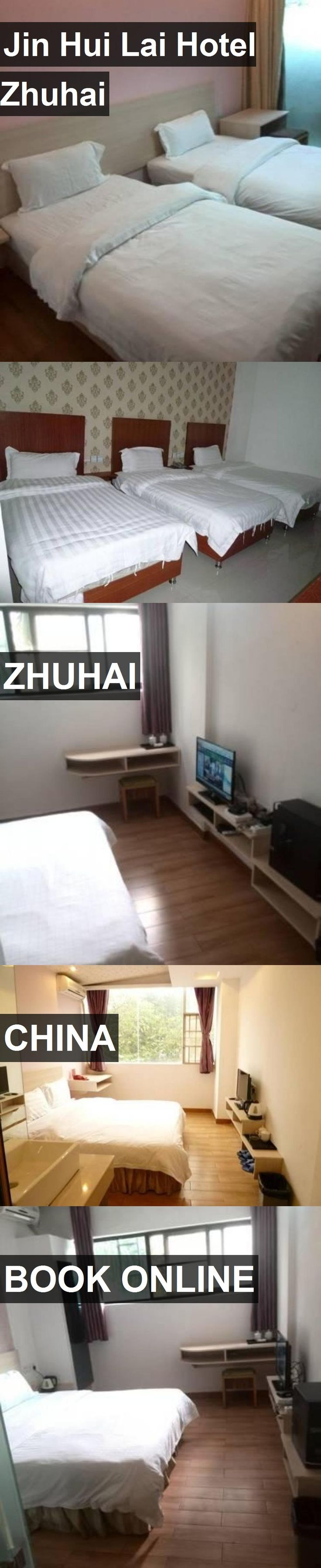 Jin Hui Lai Hotel Zhuhai in Zhuhai, China. For more information, photos, reviews and best prices please follow the link. #China #Zhuhai #travel #vacation #hotel