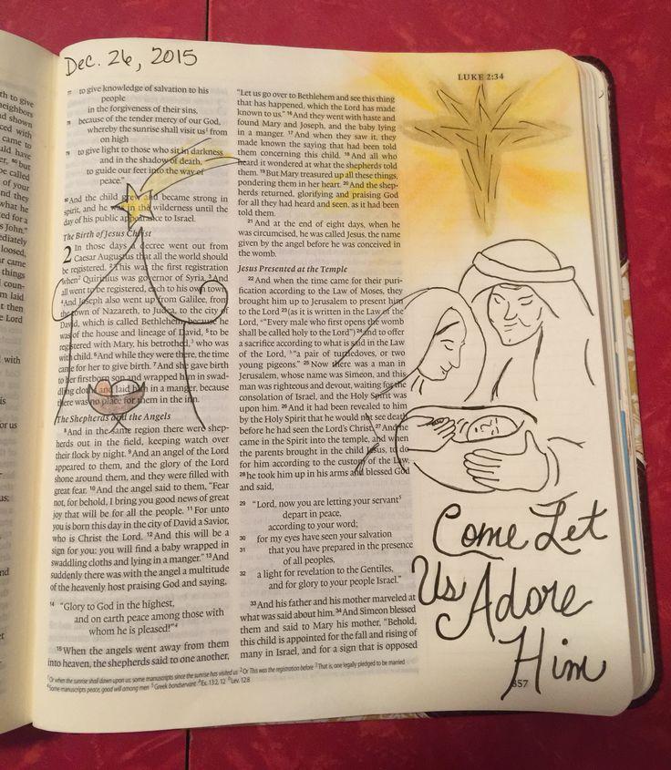 Jesus Birth: Luke Chapter 2