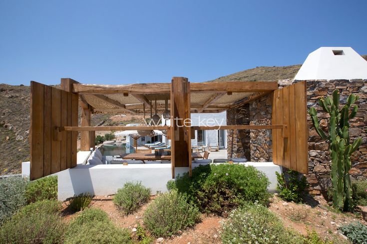 Villa Olivares | Luxury Villa Rentals in Syros Greece | White Key