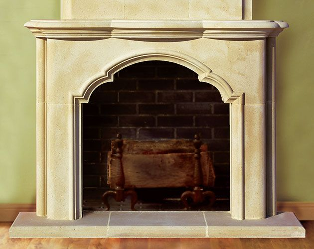 38 best Fireplaces images on Pinterest | Stone fireplaces, Stone ...