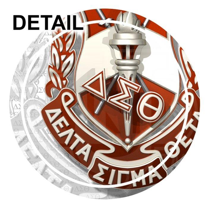 Delta Sigma Theta Elephant Clipart- usadress