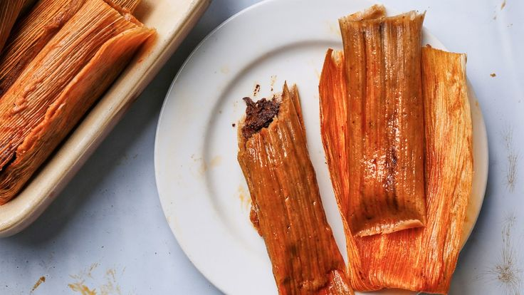 Make tamales this Christmas, OK?