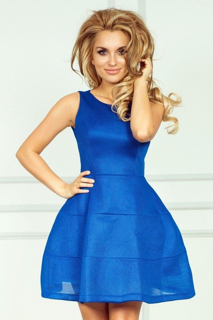 Cudna chabrowa :)  #sukienka #mokado #moda #odziez #fashion #trendy #style https://www.mokado.pl/Sukienka-Model-54-2-Chaber-p19289