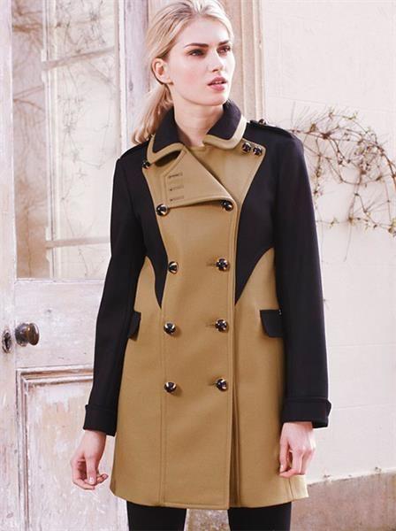 Зимние пальто для стильных девушек