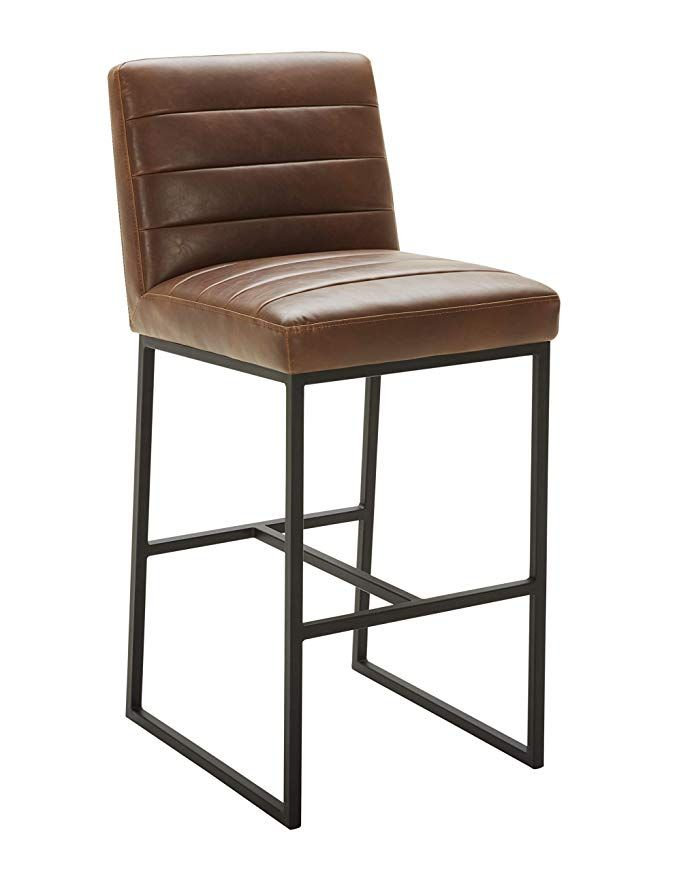 Remarkable Amazon Com Rivet Decatur Modern Kitchen Counter Bar Stool Gmtry Best Dining Table And Chair Ideas Images Gmtryco