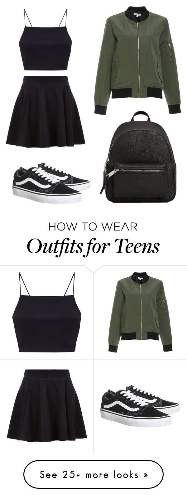 """Untitled #1"" by jessicanewman2408 on Polyvore featuring Vans and MANGO"