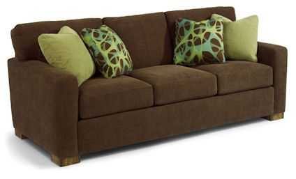 Flexsteel Furniture Bryant Sofa 7399 31 This Is A Great Sofa With Removable Seat And Back