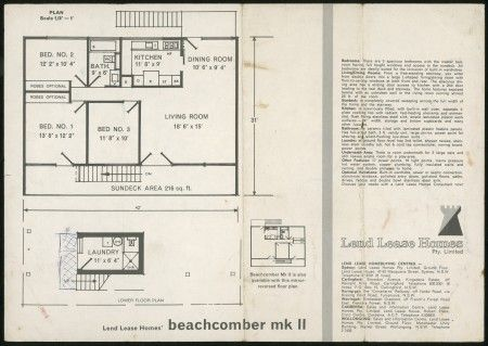 2 - Detached House - Beachcomber MkII by Nino for Lend Lease Housing.
