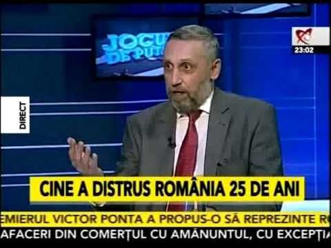 Marian Munteanu: solutia redresarii Romaniei - un partid nou