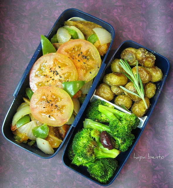 Do not even get me started... veggie bento boxes.  Too adorable.