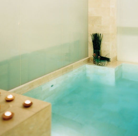 Stillwater - A relaxing spa at @parkhyattto.