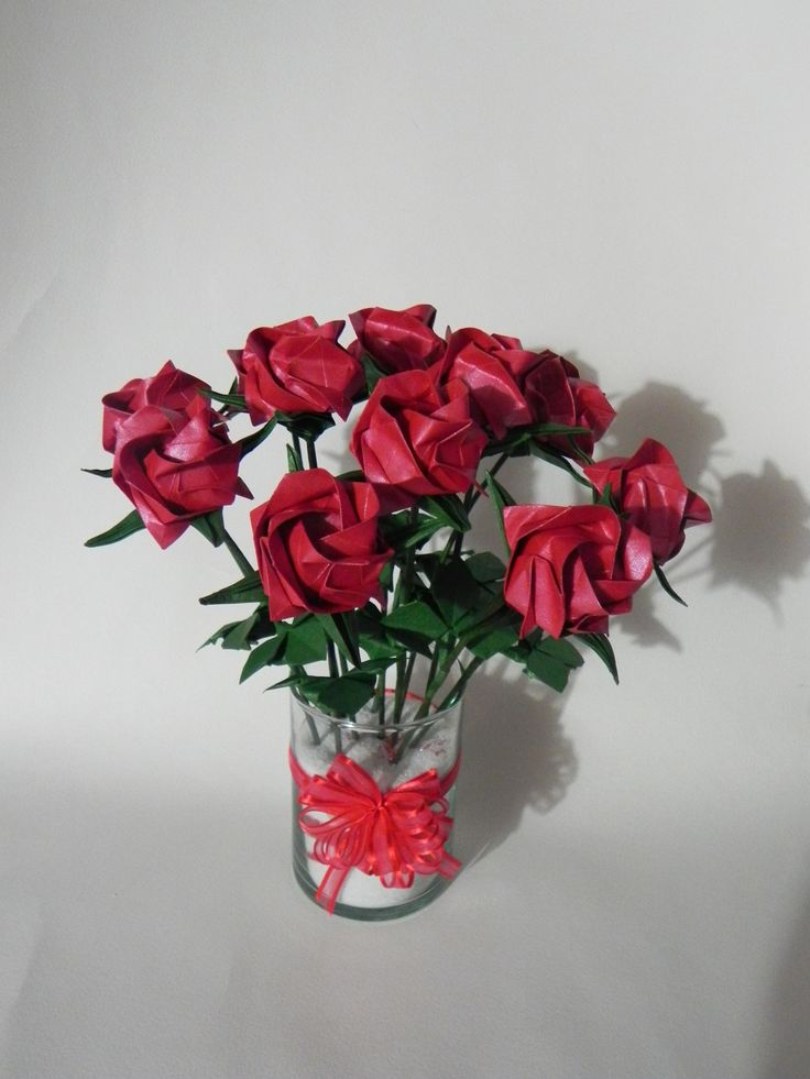 regala flores que no se marchitan, personalizamos tus regalos. flores de papel, origami. www.origamistica.com - llamanos