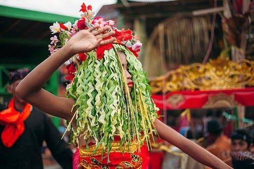Seblang Dance, Banyuwangi, Indonesia
