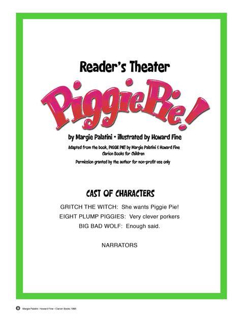 great readers theater script - 480×621