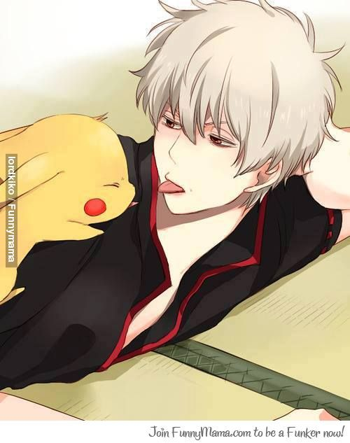 Gintoki WOULD do that...
