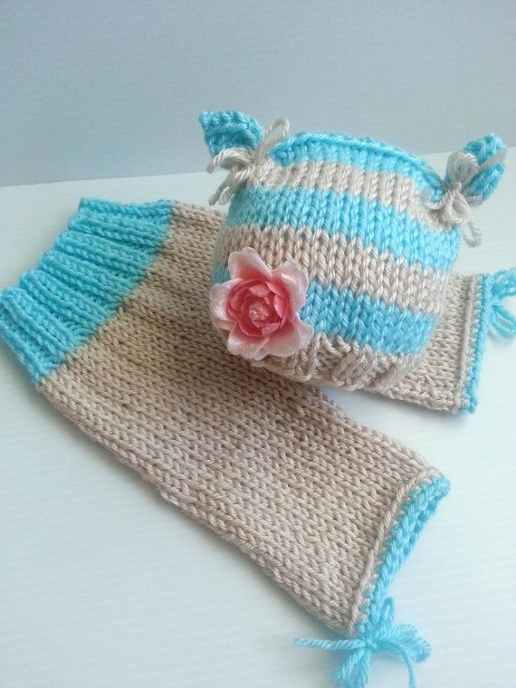 newborn photography propshorts and bear hat by PreciousLittleBaby, $47.99