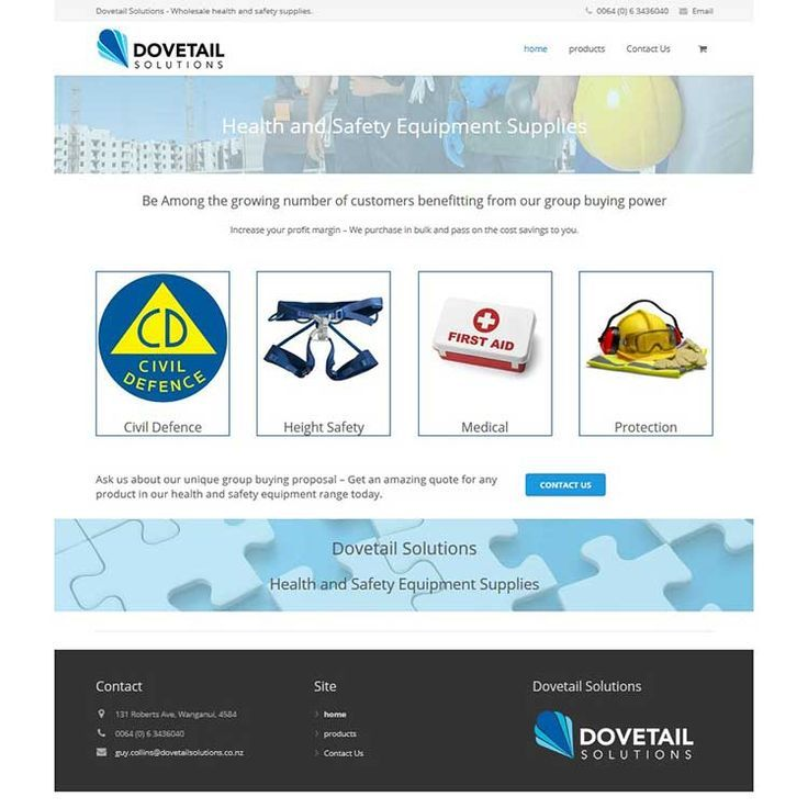 Health And Safety Our Portfolio Of Web Designs Web Design Web Development Design Web Design Services