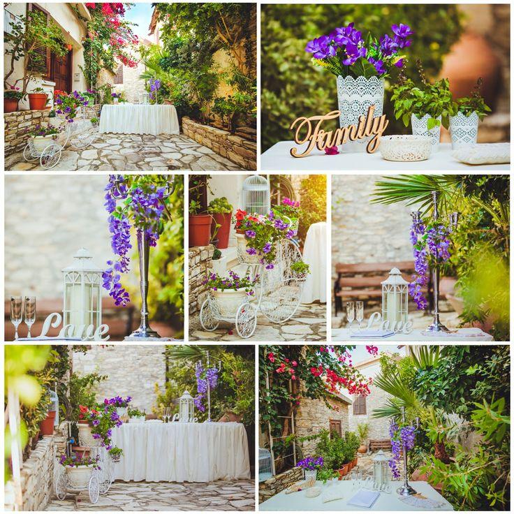 Lefkara- the best choice for a vintage wedding
