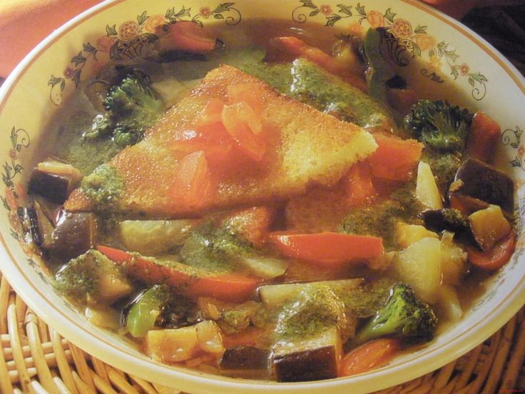 чудо суп для похудения