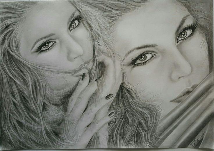 #drawing #ritratto #artwork #mydrawing #matita #follwing #like ✏✏✏👍