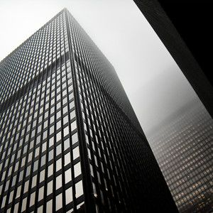 Toronto-Dominion Center, Mies van der Rohe architect. Architectural photography by Jeanne McRight, Pix Photography.