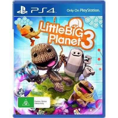 JB Hi-Fi | Little Big Planet 3 PlayStation 4