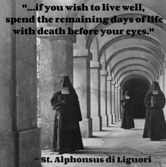 Saint Alphonsus Liguori Quote