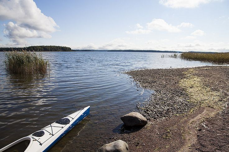 Beach, Siuntio river | by visitsouthcoastfinland