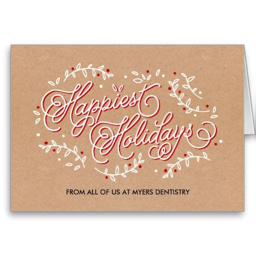 The 25+ best Corporate holiday cards ideas on Pinterest - christmas card word template