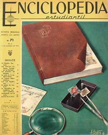 enciclopedia estudiantil - nº 71 - 1961 - codex