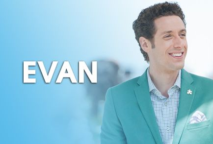 Actor Paulo Costanzo as Evan Lawson on USA Network's Royal Pains. #tv #television
