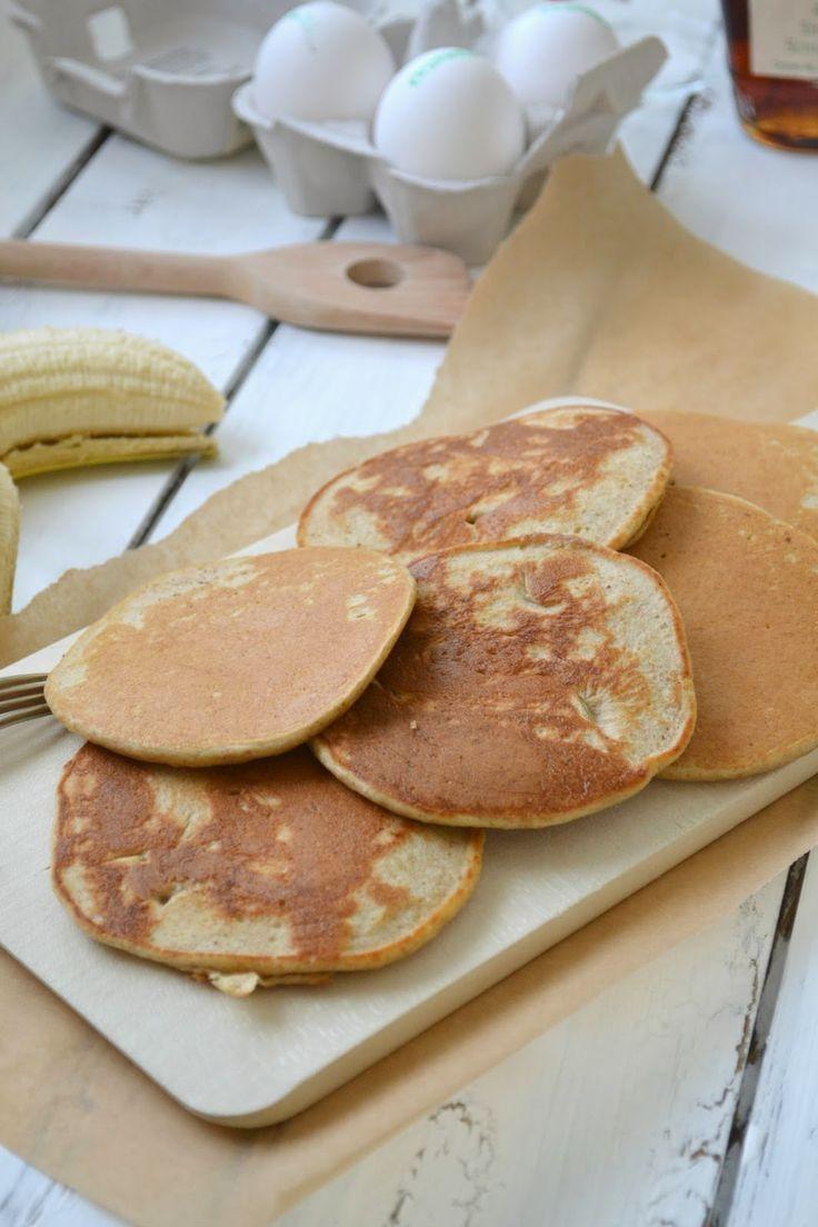 hopefray: Guten Morgen Pancakes { healthy banana pancakes }