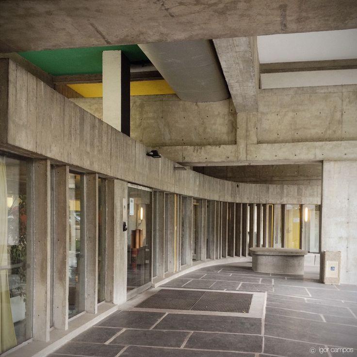 17 images about le corbusier on pinterest master plan western art and pie - Maison du bresil paris ...