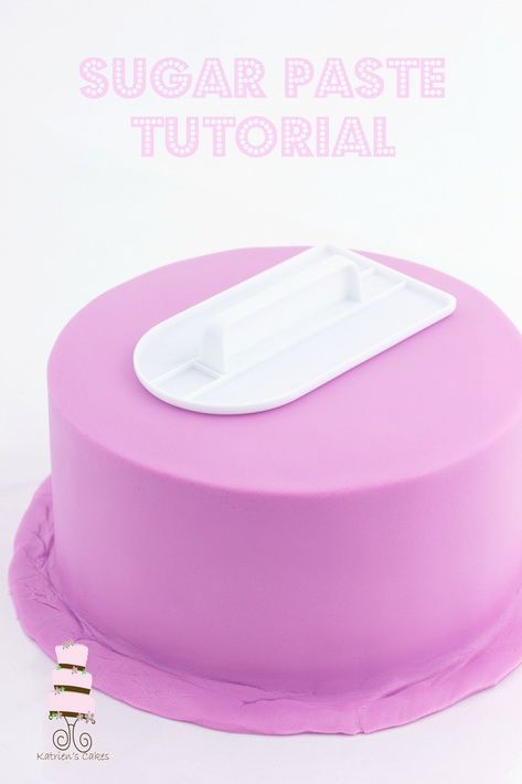 Learn How to Make Sugar Paste for a Difference You Can Taste