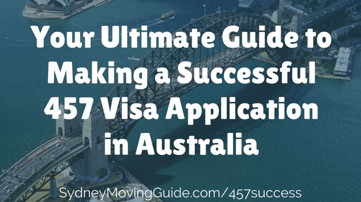 Are you looking for sponsorship for Australia? Here's how to submit a successful 457 visa application for Australia sponsorship plus a free visa assessment.