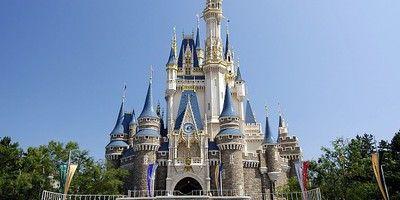 Tokyo Disney Land.