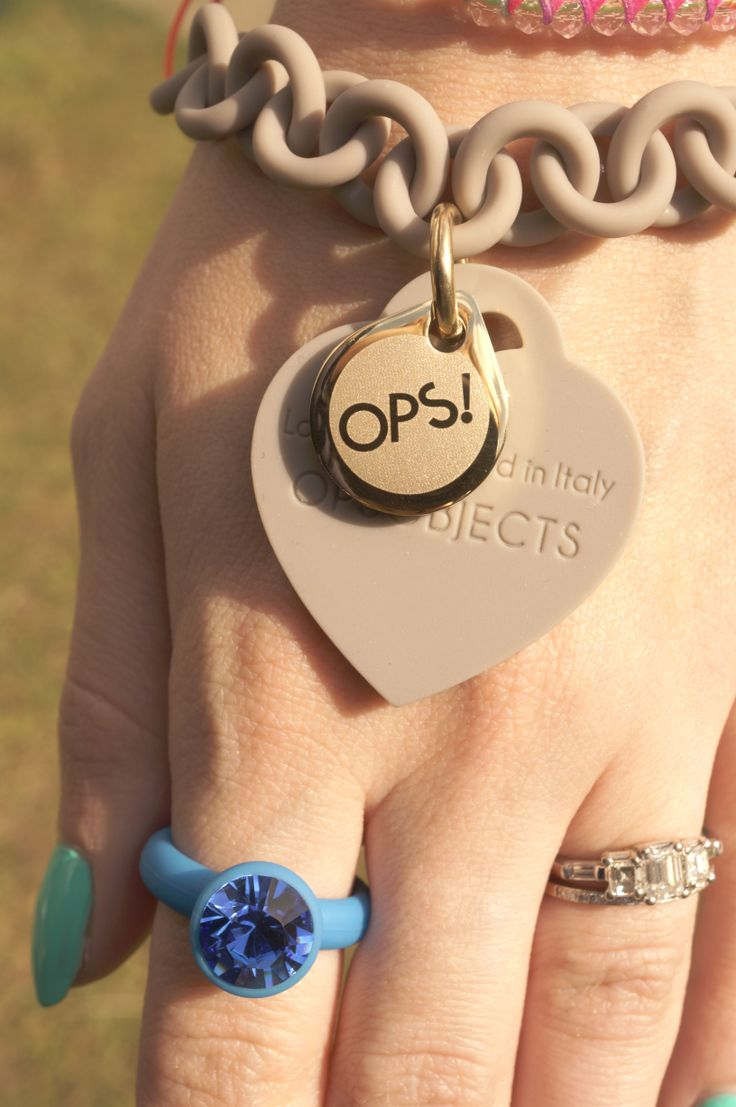 Ops!Objects Jewellery & Barry M Hi Shine Gelly Nail Paint Review
