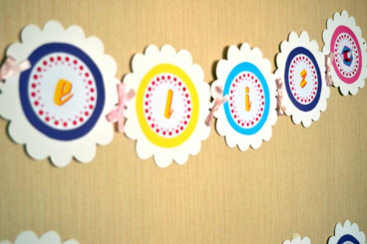 banner feliz cumpleaños soy luna   #soyluna #banner #cumpleaños #birthday #party #fiesta