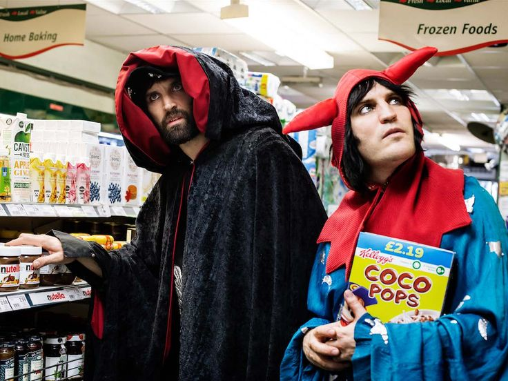 Psychedelic partners-in-crime Noel Fielding and Serge Pizzorno talk croquet, Glastonbury - and rock'n'roll vs broccoli. Big Issue, October 2014